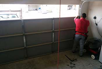 Garage Door Panel Replacement - Holmby Hills